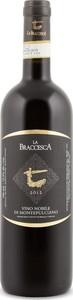 La Braccesca Vino Nobile Di Montepulciano 2015, Docg Bottle