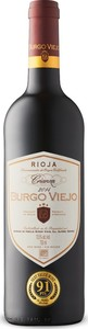 Burgo Viejo Crianza 2014, Doca Rioja Bottle