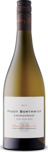 Paddy Borthwick Chardonnay 2017, Wairarapa, North Island Bottle