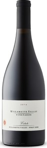 Willamette Valley Vineyards Estate Pinot Noir 2016, Willamette Valley Bottle