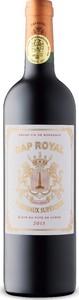 Cap Royal Rouge 2015, Ac Bordeaux Supérieur Bottle