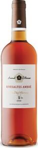 Arnaud De Villeneuve Rivesaltes Ambré Tradition 5 Years, Vin Doux Naturel, Ap, Languedoc, France Bottle