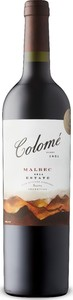 Colomé Estate Malbec 2016, Calchaquí Valley Bottle