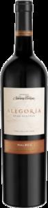 Navarro Correas Alegoria Cabernet Sauvignon Gran Reserva 2015, Agrelo Bottle