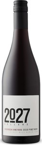 2027 Cellars Pinot Noir Edgerock Vineyard 2017, VQA Twenty Mile Bench Bottle