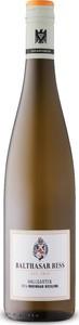 Balthasar Ress Hallgarten Riesling 2016, Rheingau Bottle