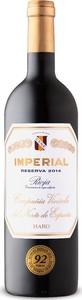 Cvne Imperial Reserva 2014, Doca Rioja Bottle