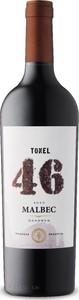 Tonel 46 Malbec 2015, Uco Valley, Mendoza Bottle