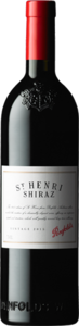 Penfolds St. Henri Shiraz 2015 Bottle