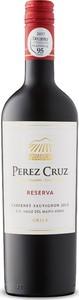 Pérez Cruz Cabernet Sauvignon Reserva 2016 Bottle