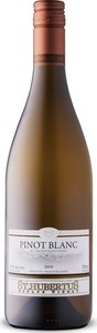 St. Hubertus Pinot Blanc 2016, Okanagan Valley Bottle
