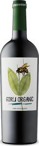 Goru Organic Monastrell 2017, Do Jumilla Bottle