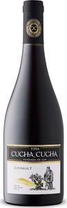 Cucha Cucha Cinsault 2017, Itata Valley Bottle