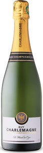 Guy Charlemagne Classic Brut Champagne, Ac Bottle