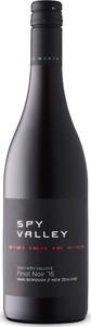 Spy Valley Pinot Noir 2015, Marlborough, South Island Bottle