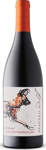 Painted Wolf Guillermo Pinotage 2014, Wo Swartland Bottle