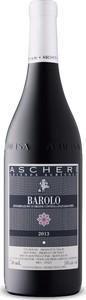 Ascheri Barolo 2013, Docg Bottle