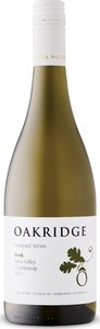 Oakridge Vineyard Series Henk Chardonnay 2017, Henk Vineyard, Yarra Valley, Victoria Bottle