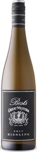 Best's Great Western Riesling 2017, Great Western, Victoria Bottle