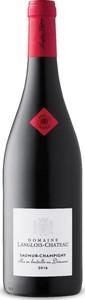 Domaine Langlois Château Saumur Champigny 2016 Bottle