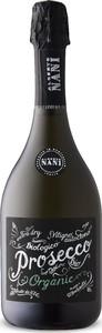 Alberto Nani Organic Extra Dry Prosecco, Doc Bottle