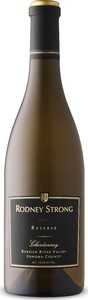 Rodney Strong Reserve Chardonnay 2015, Russian River Valley, Sonoma County Bottle
