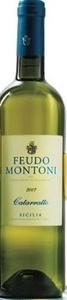Feudo Montoni Catarratto Sicilia Doc Masso 2018 Bottle