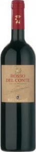Tasca D'almerita Rosso Del Conte 1998, Doc Monreale Bottle
