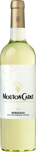 Mouton Cadet Blanc 2018 Bottle