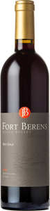 Fort Berens Red Gold 2017 Bottle