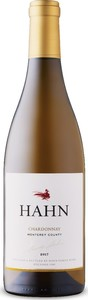 Hahn Winery Chardonnay 2017, Santa Lucia Highlands Bottle