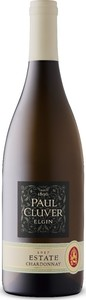 Paul Cluver Estate Chardonnay 2017, Wo Elgin Bottle