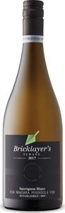 Bricklayer's Reward Sauvignon Blanc 2017, VQA Niagara Peninsula Bottle