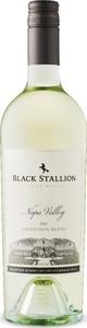 Black Stallion Estate Sauvignon Blanc 2017, Napa Valley Bottle