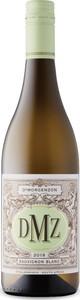 Demorgenzon Dmz Sauvignon Blanc 2018, Wo Stellenbosch Bottle