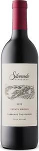 Silverado Estate Grown Cabernet Sauvignon 2015, Napa Valley Bottle