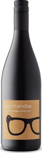 Portlandia Pinot Noir 2015, Oregon Bottle