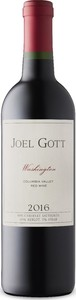 Joel Gott Washington Red 2016, Columbia Valley Bottle