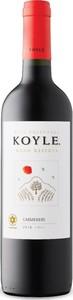 Koyle Gran Reserva Carmenère 2016, Alto Colchagua Bottle