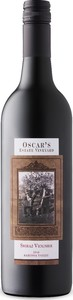 Oscar's Estate Vineyard Shiraz/Viognier 2016, Barossa Valley, South Australia Bottle