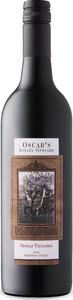 Oscar's Estate Vineyard Shiraz/Viognier 2016, Barossa Valley, South Australia Bottle