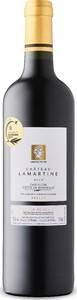 Château Lamartine 2016, Ac Castillon   Côtes De Bordeaux Bottle