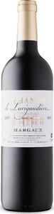 Trianon De Larigaudière 2015, Ac Margaux Bottle