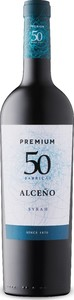 Alceño Premium 50 Barricas Syrah 2016, Do Jumilla Bottle