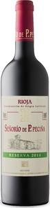 Señorío De P. Peciña Reserva 2011, Doca Rioja Bottle