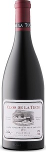 Clos De La Tech Santa Cruz Mountains Estates Pinot Noir 2012, Santa Cruz Mountains Bottle