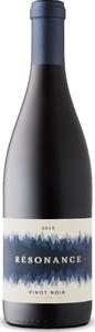 Résonance Pinot Noir 2015, Résonance Vineyard, Yamhill Carlton Bottle