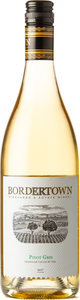 Bordertown Pinot Gris 2017, Okanagan Valley Bottle