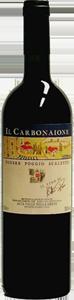 Poggio Scalette Il Carbonaione 2015, Igt Alta Valle Della Greve Bottle