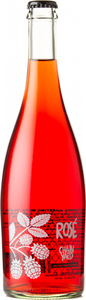 Chain Yard Cidery Rosé 2018 Bottle